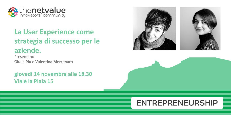 La User Experience come strategia di successo per le aziende.
